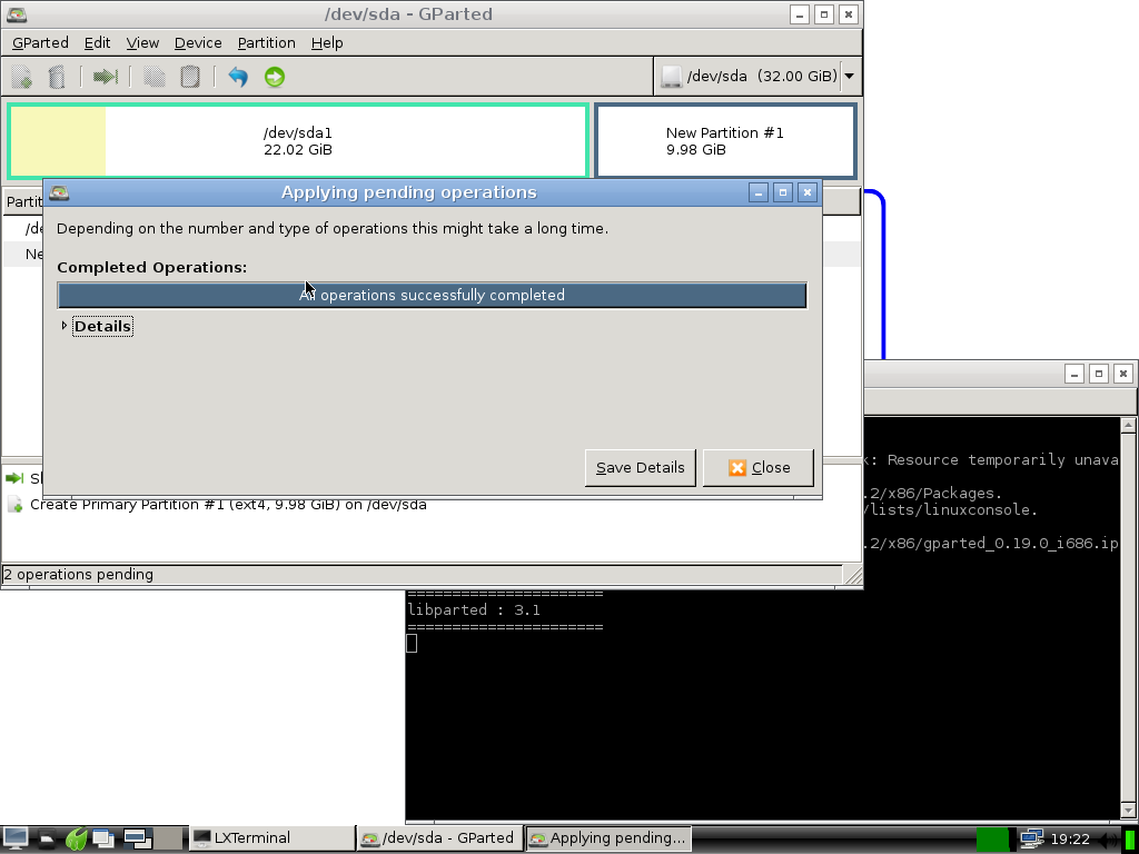 install albatros_completed
