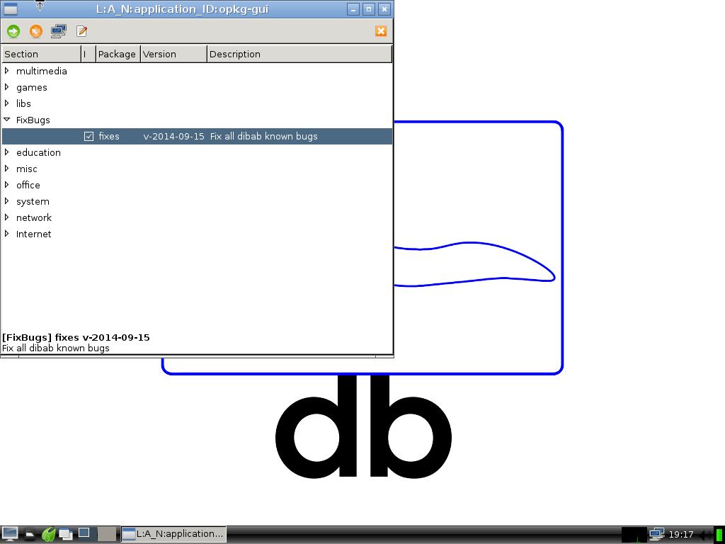 install albatros_fixbugs